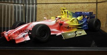 kereta Malaysia F1 pertama