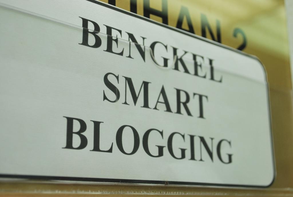 bengkel smart blogging