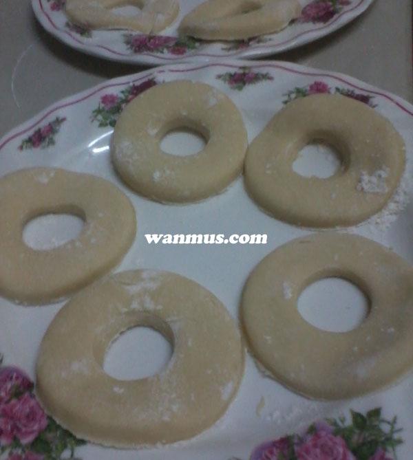 Resepi Donut – Wan Mus