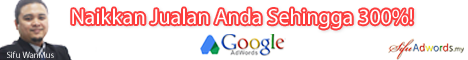 Bengkel Google Adwords Wanmus