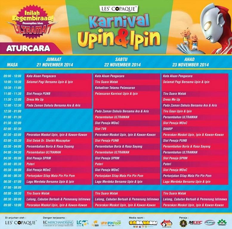 karnival-upin-ipin-ultraman-2014-picc-tentantif