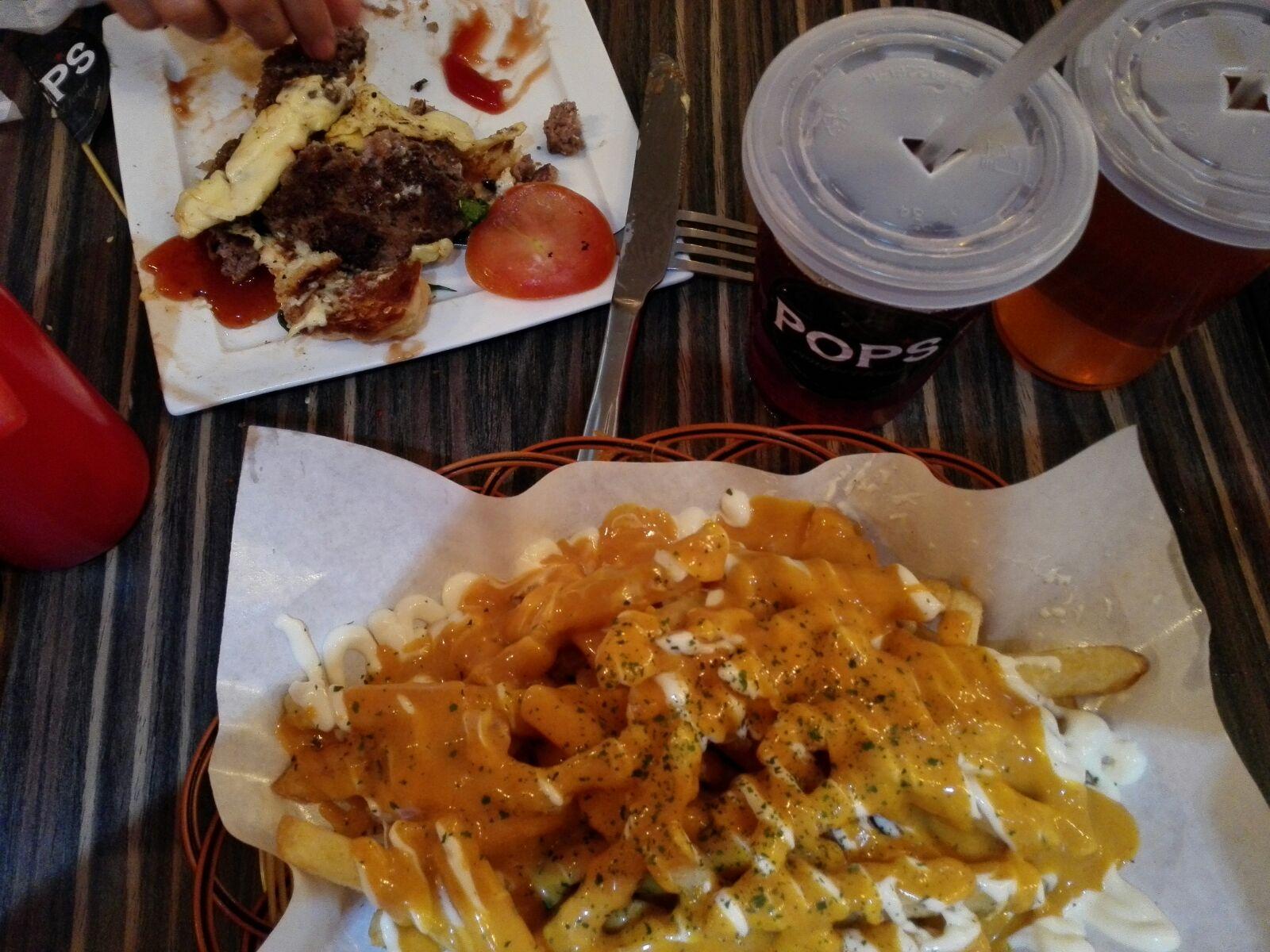 pops eatery cafe wangsa maju